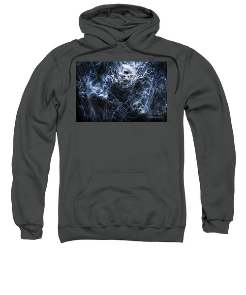 Skulls Tangled In Fear Sweatshirt