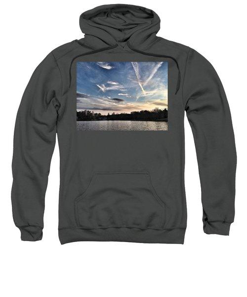 Sky Drama Sweatshirt