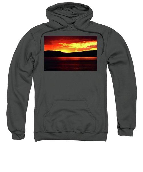 Sky Of Fire Sweatshirt
