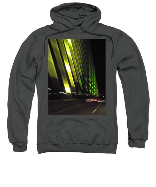 Skyway At Night 5559 Sweatshirt