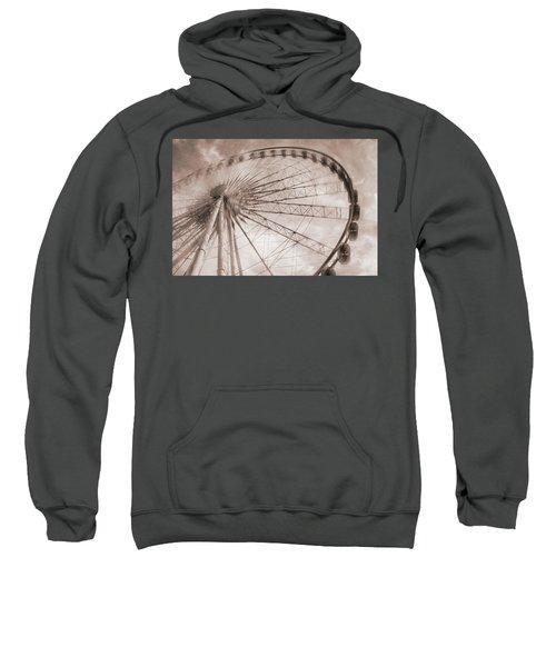 Skywheel In Niagara Falls Sweatshirt