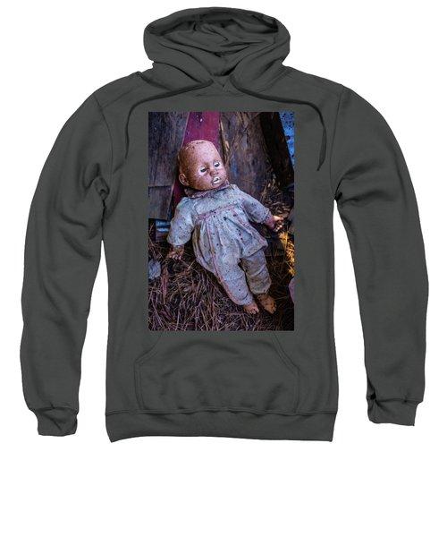 Sleeping Doll Sweatshirt