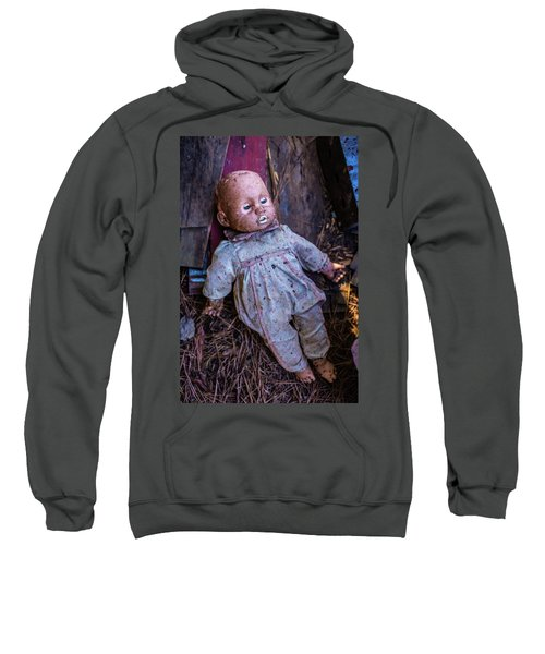 Sleeping Doll Sweatshirt
