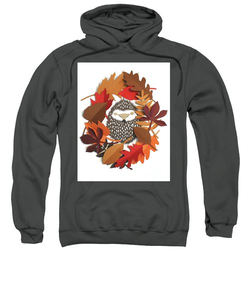 Sleeping Hedgehog Sweatshirt