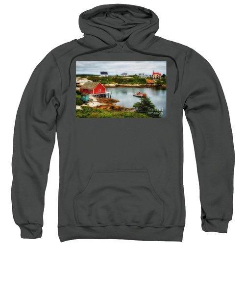 Sleepy Seascape Sweatshirt