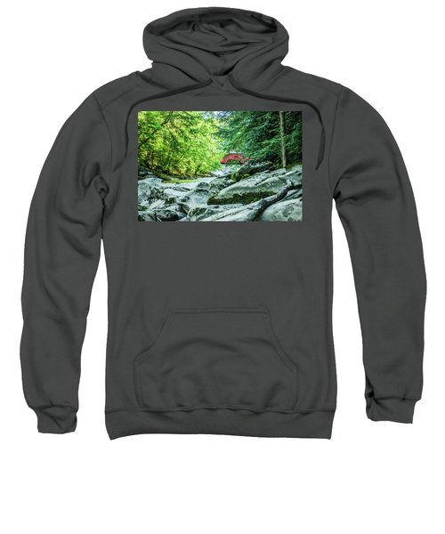 Slippery Rock Gorge - 1908 Sweatshirt