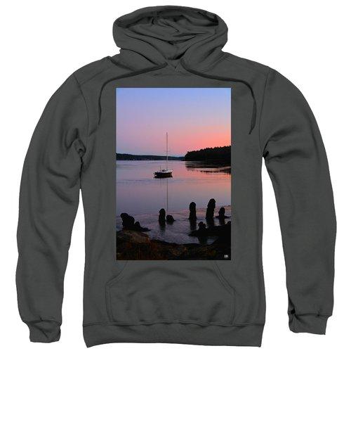 Sloop Sunset Sweatshirt