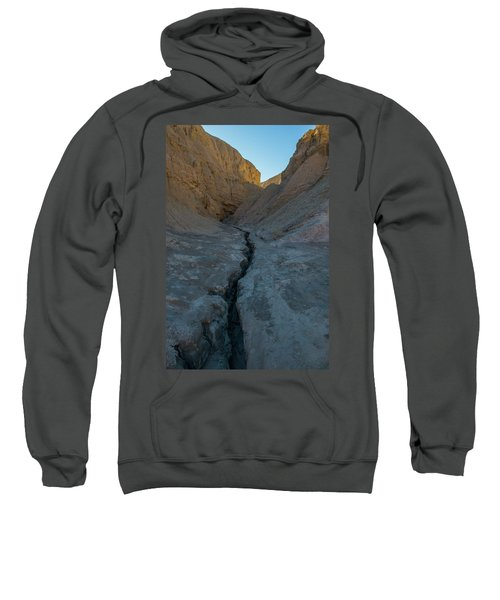 Slot Canyon Within Slot Canyon Sweatshirt