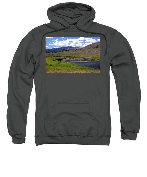 Slough Creek Angler Sweatshirt