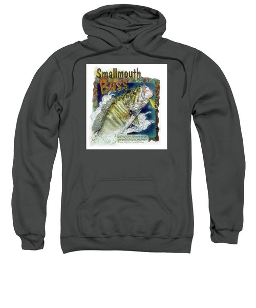 Smallmouth Bass Sweatshirt