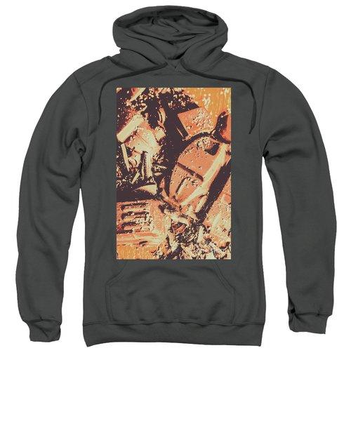 Smashing Party Sweatshirt