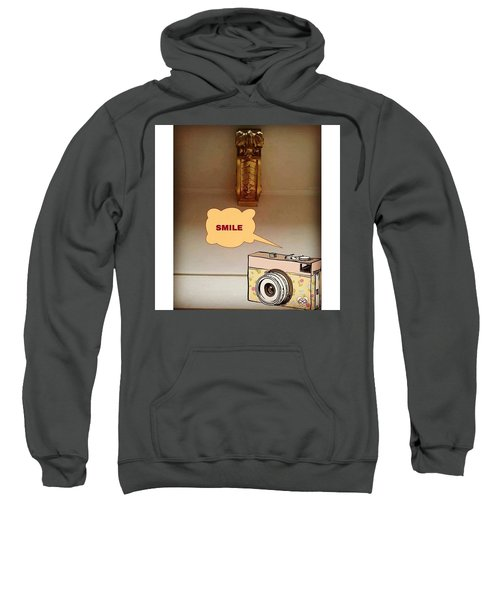 Smile, Send  Goodvibes  Sweatshirt