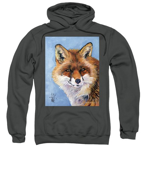 Smiling Fox Sweatshirt
