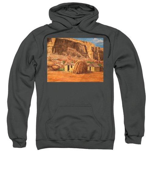 Smiths Cabin  Sweatshirt