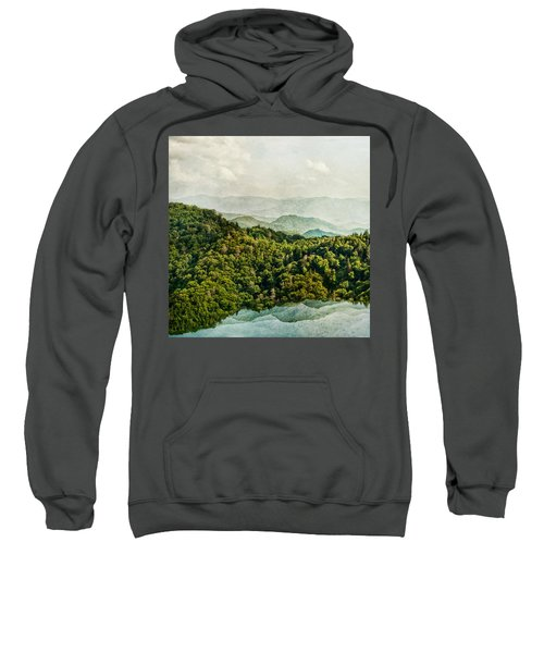 Smoky Mountain Reflections Sweatshirt