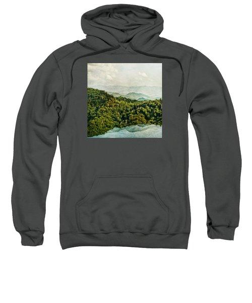 Smoky Mountain Reflections Sweatshirt