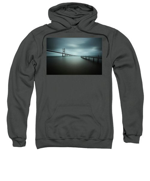 Smooth Gray Sweatshirt