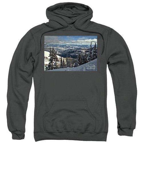 Snake Creek Pass Overlook Sweatshirt