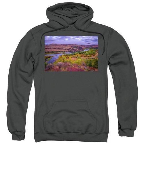 Snake River Fall Beauty  Sweatshirt