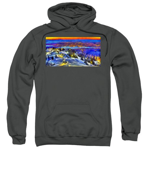 Snow And The City - Da Sweatshirt