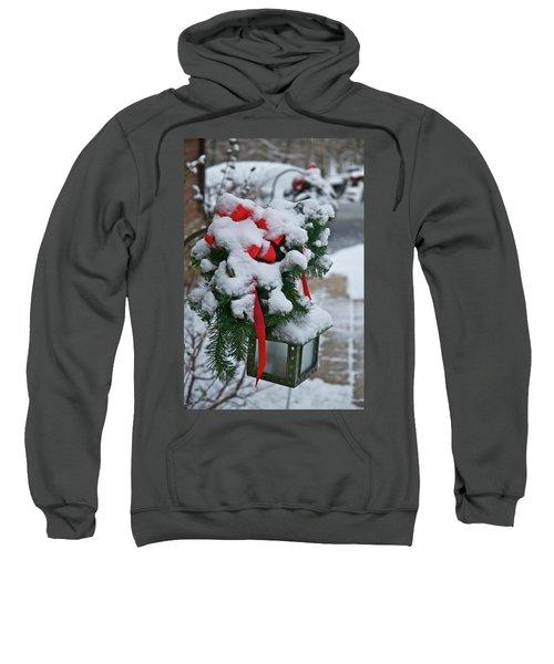 Snow Latern Sweatshirt