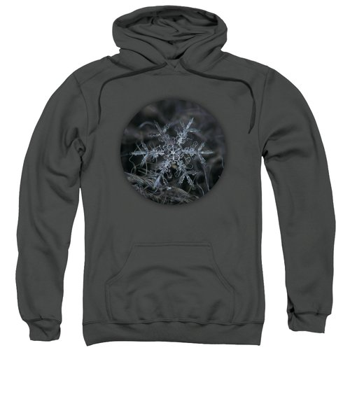 Snowflake 2 Of 19 March 2013 Sweatshirt