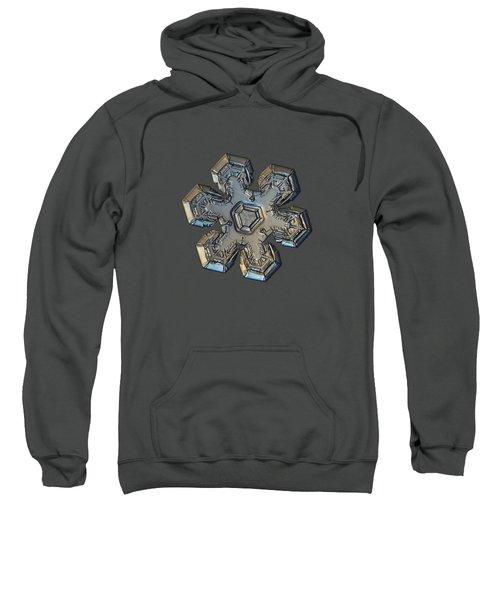 Snowflake Photo - Massive Gold Sweatshirt