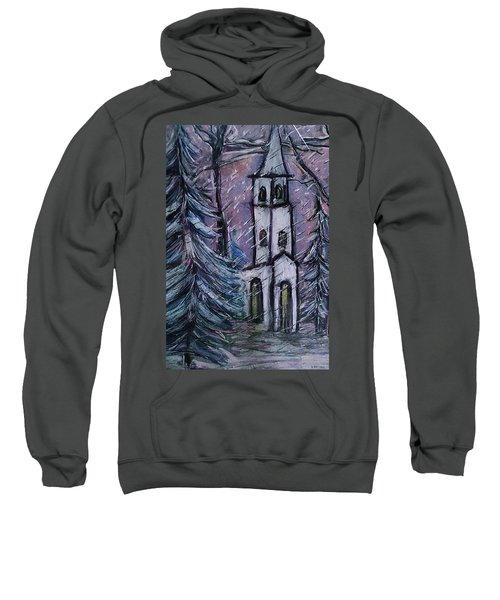 Snowscape Sweatshirt