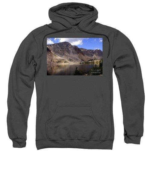 Snowy Mountian Loop 8 Sweatshirt