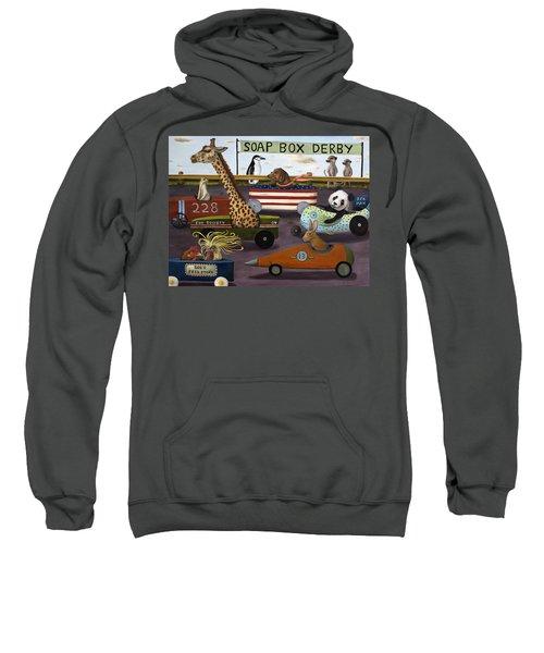 Soap Box Derby Sweatshirt