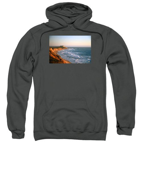 Socal Sunset Ocean Front Sweatshirt