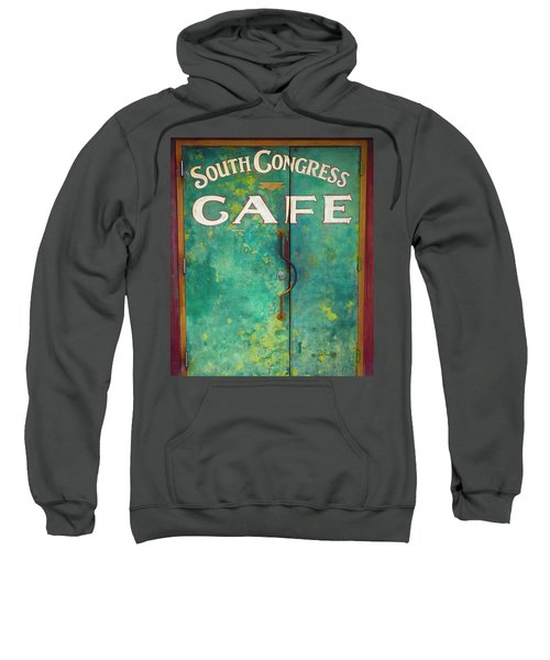 Soco Cafe Doors Sweatshirt