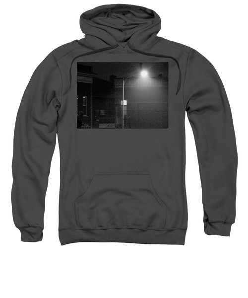 Soft Night Glow Sweatshirt