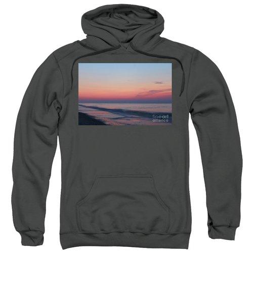 Soft Pink Sunrise Sweatshirt