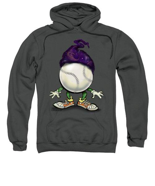 Softball Wizard Sweatshirt