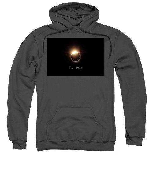Solar Eclipse Diamond Phase Sweatshirt
