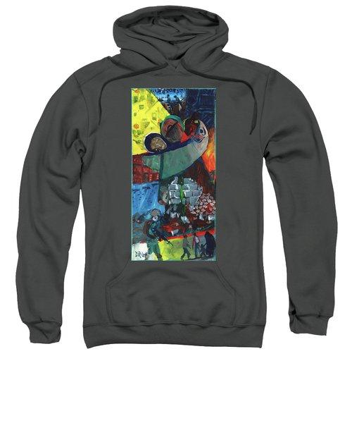 Soldier Family Sacrifice Sweatshirt