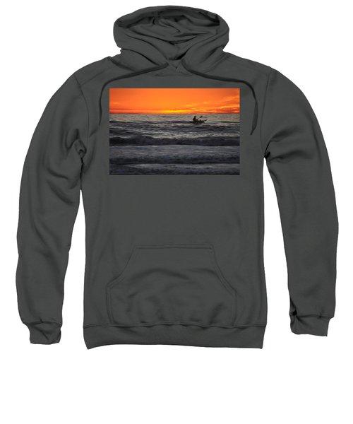 Solitude But Not Alone Sweatshirt