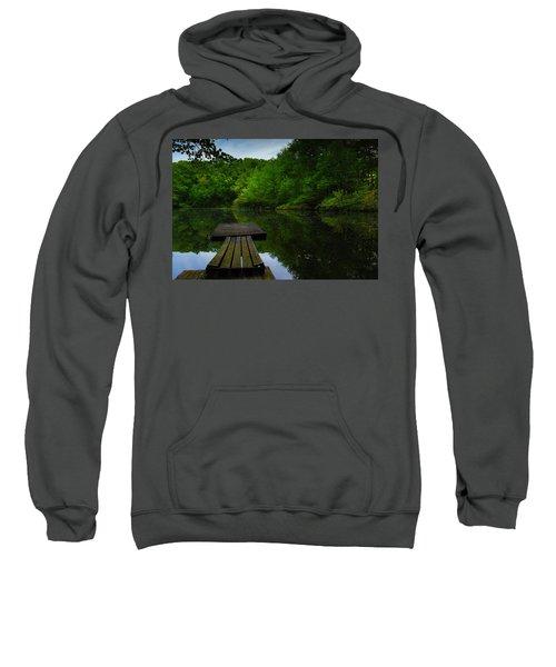 Solitudes  Sweatshirt