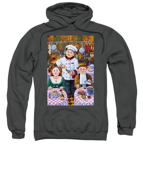 Something About Food 2 Sweatshirt