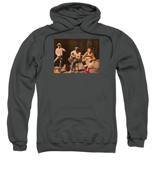 Sounds Of New Orleans Sweatshirt