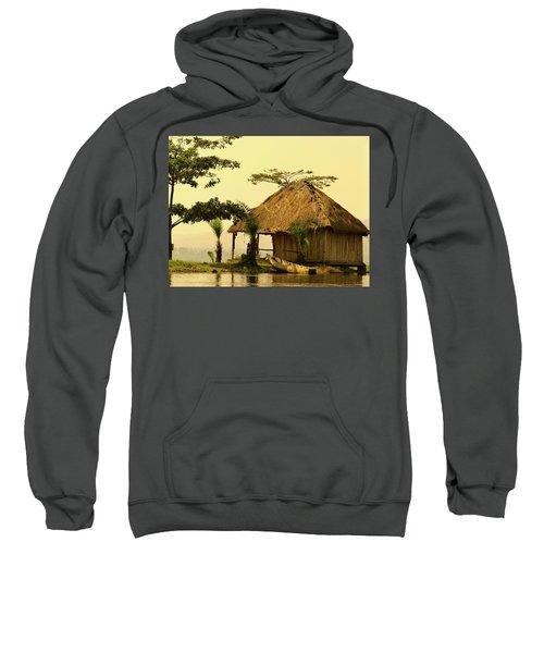 Source Of The Nile Sweatshirt by Exploramum Exploramum
