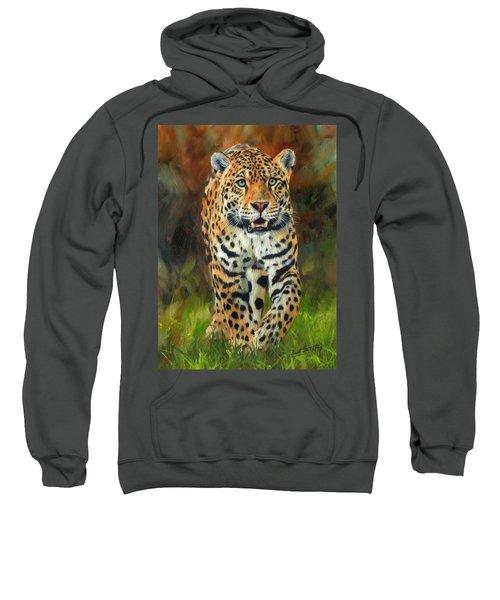 South American Jaguar Sweatshirt