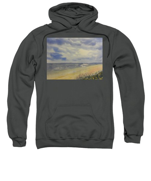South Beach From The Dunes Sweatshirt