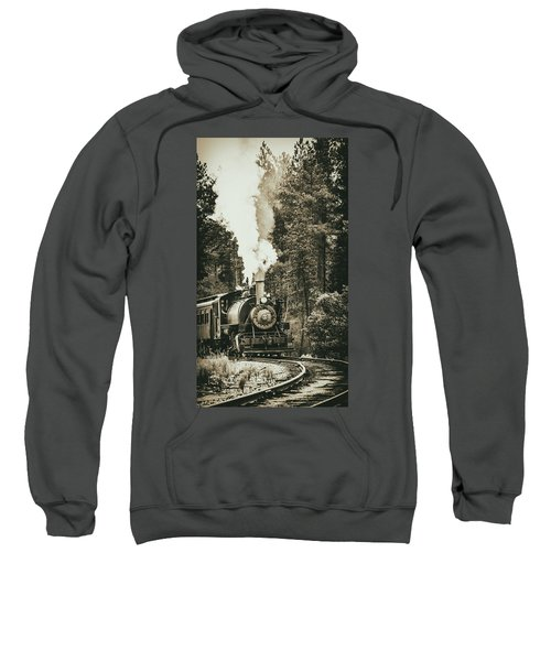 South Dakota Iron Sweatshirt