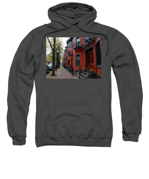 South End - Boston Sweatshirt
