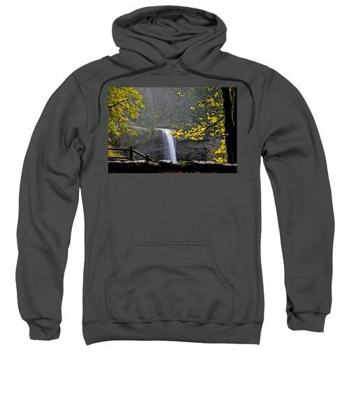 South Falls Of Silver Creek Sweatshirt