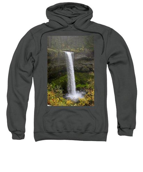 South Falls Of Silver Creek II Sweatshirt