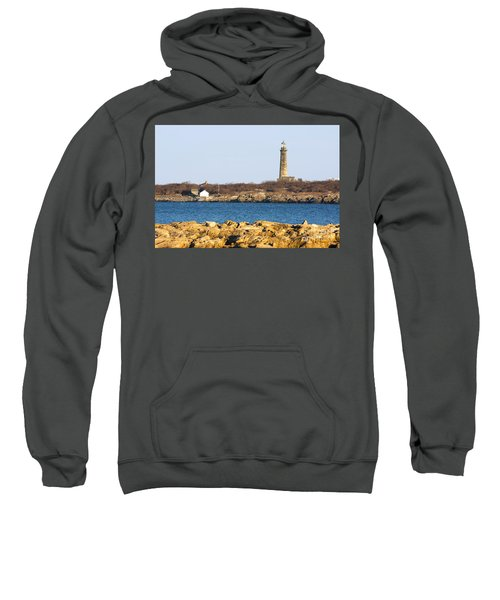 South Tower-thatcher Island Sweatshirt