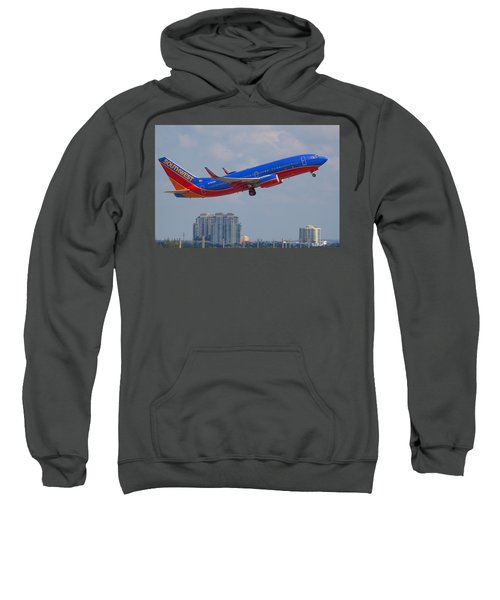 Southwest Airlines Sweatshirt